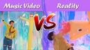BTS MV vs REALITY [M]