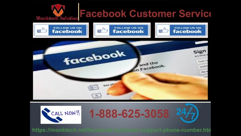 24 Hrs Whenever You Need Facebook Customer Service 1-888-625-3058 accessed In USA