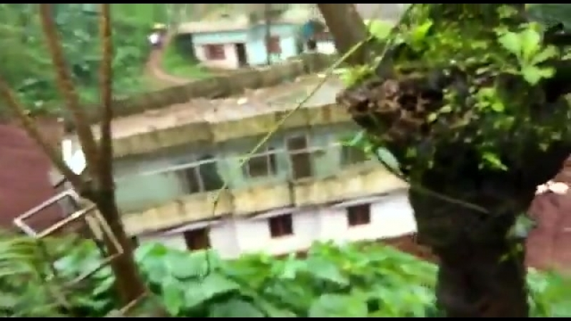 Keralafloods Another landslide Dont know anyone trapped inside building We need more support @indiannavy @IndiaToday @DXBMed