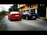 My 1989 Opel Kadett GT and 2007 Astra H GTC!