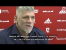Leo Percovich's Message To Boro Fans