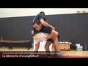 Vincent Rusquet : Atelier de pratique lutte (partie « pratique ») – Vidéo 1/6