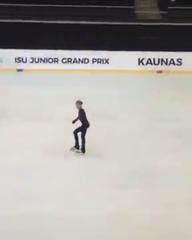 "♡ Figure Skating ♡ on Instagram: ""Just a casual 4T+3T form the training of @avtrusova _ Follow @fskatingvideos for more _ #gabbydaleman #skater ..."