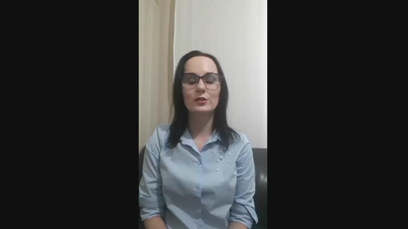 Отзыв Прорыв 2018 - Евгения Воронина