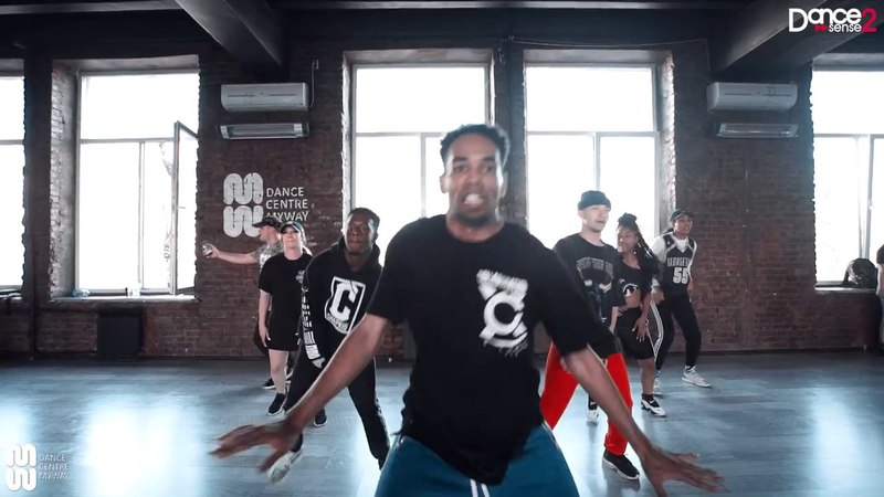 Mr Postman - Cut Rough - hip-hop choreography by Jay Chris Moore - Dance Centre Myway
