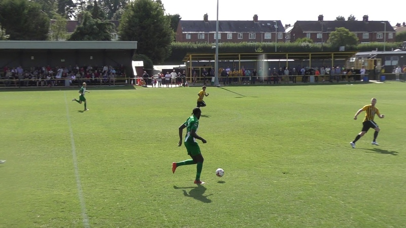 Stowmarket Town vs Basildon United FA Cup Extra Preliminary Round 2nd Half