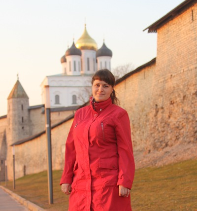 Марина Зенина
