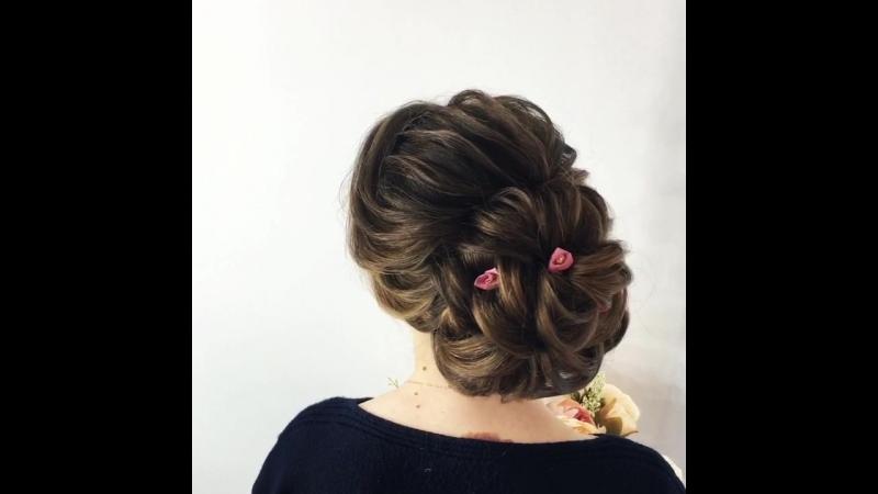 Текстурный пучок Gold Hair Kirov
