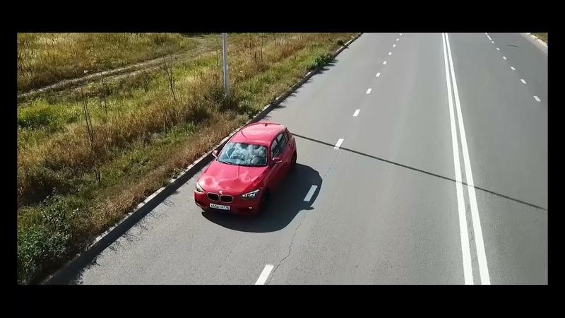 2ktarov Знакомство c BMW 116i f20