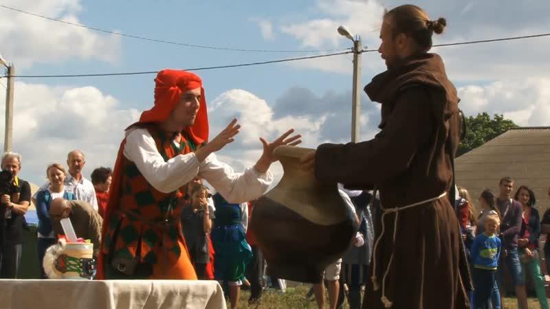 ДЫПЛОМНЫ ПРАЕКТ VI рэгіянальны фестываль сярэднявечнай культуры Гальшанскі замак