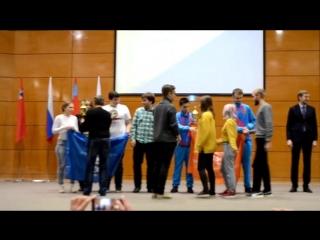 Десятый Всероссийский Фестиваль Студенческого Спорта