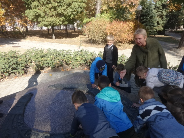 Донецкая республиканская библиотека для детей, самуил маршак, экскурсия по городу, отдел обслуживания дошкольников и учащихся 1-4 классов