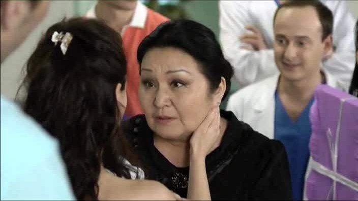 Женский доктор 2 сезон 31 серия Очень дальняя родственница