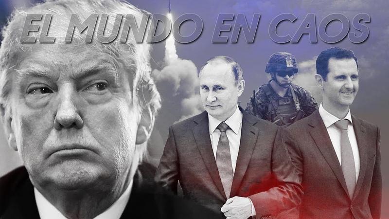 Detrás de la Razón: Trump vs Putin, Rusia, China, Europa, Irán, México y América Latina, 2019