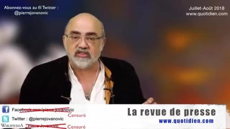 Pierre Jovanovic La véritable inflation est cachée sous le tapis ! (1min05s)