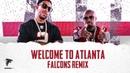Ludacris Jermaine Dupri Welcome to Atlanta Falcons Remix
