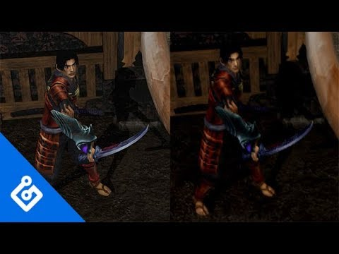 Comparing Onimusha: Warlords On PlayStation 2 And Xbox One X