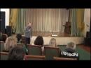 Грани искусства-2016 Мастер-класс Живой театр Ведет Срджан Симич