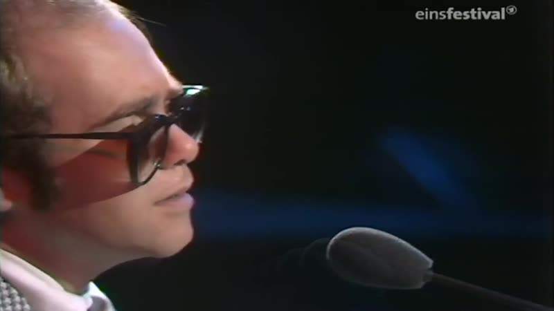 Elton John - Sorry Seems To Be The Hardest Word (live 1976)