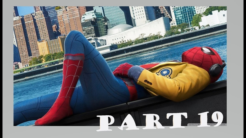 Marvel's Spider-Man Official Only PS4 Walkthrough Part 19 1080p