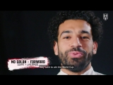 Mo Salah spoke to @BRfootball about the World Cup, his injury and trading jerseys with LeB