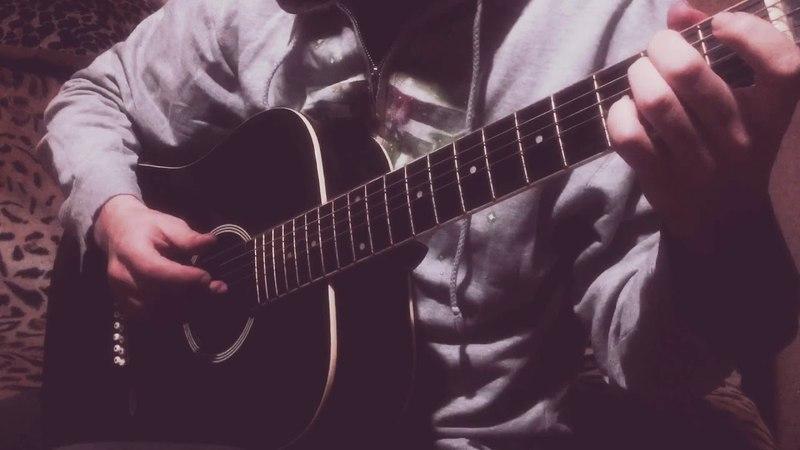 Dean Stiwen - Outlaws of Love (Adam Lambert fingerstyle cover)