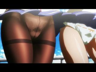 Maken-ki! - 10 RUS озвучка (юмор, аниме эротика, этти, ecchi, не hentai,хентай)