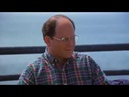 Seinfeld - George Costanza feels lonely on a beach