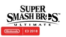 Super Smash Bros Ultimate E3 2018 Nintendo Switch