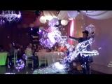 Шоу мыльных пузырей от Александра Сементина