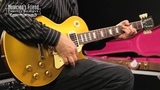 Gibson Custom 2015 True Historic 1957 Les Paul Reissue Electric Guitar, Goldtop