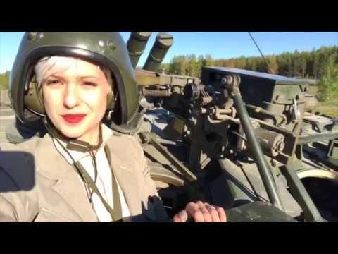 Strv 103 ridin'! Arsenalen S-Tank in action