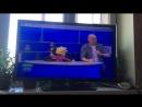 Ева Шишлянникова на 4канале и ОТВ в Утреннем Экспрессе с песней Одуванчик!.mp4