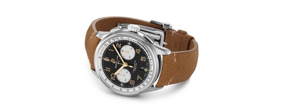 Часы Breitling Premier B01 Chronograph 42 Norton Edition