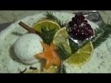 Простой торт с мандариновым курдом.Очень вкусный торт