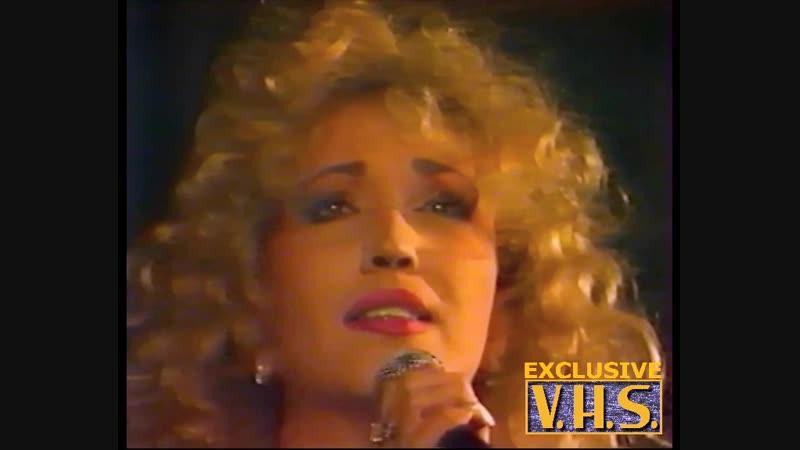 Ирина Аллегрова Бабник Свечка Телебал в Воронеже 1992 год