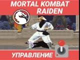 Raiden MK 1управление и приемы