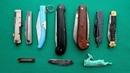 ТОП 10 Лучших складных ножей СССР