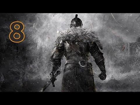 Прохождение Dark Souls 2 — Часть 8: Босс: Боец крысиной гвардии (Royal Rat Vanguard)