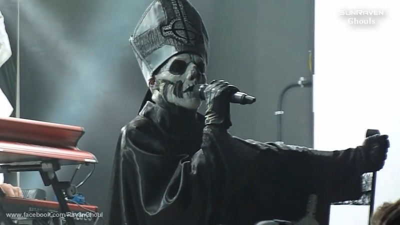 Ghost - I'm A Marionette Live Multicam.(HD)