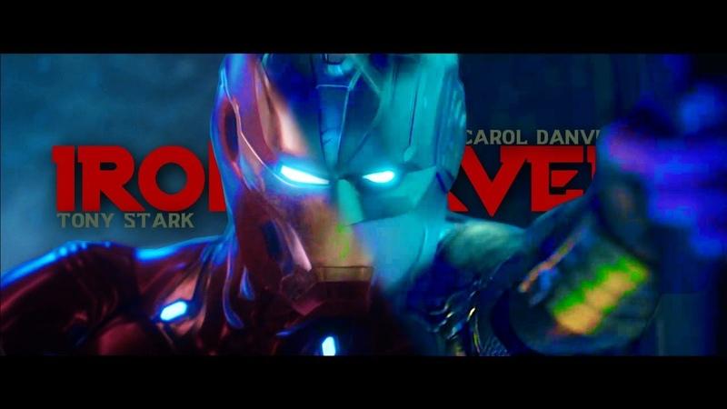 Tony Carol | IRONMARVEL