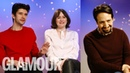 Cockney Accents with Mary Poppins' Cast: Lin-Manuel Miranda, Ben Whishaw Emily Mortimer