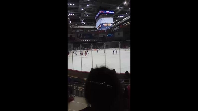 Чемпионат мира по хоккею 2018 Россия-Словакия