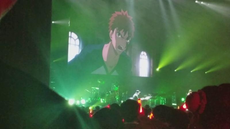 Aimer Last Stardust Japan Super Live 2018