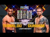 UFC_FN_137 Francisco Trinaldo vs. Evan Dunham