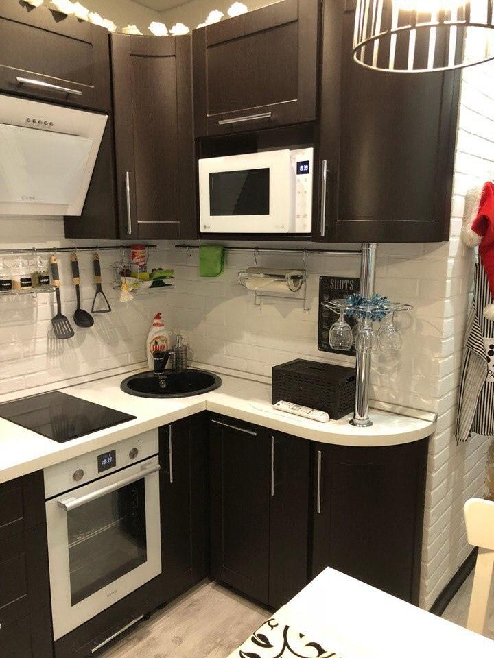 Кухня 5,8 кв.