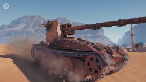 World of Tanks - Новости и акции WoT Декабрь 22
