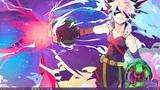 Boku no Hero Academia Bakugo