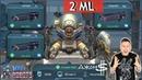 War Robots - Invander MK2 на дробашах Corona и Halo!