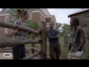 'Rick Daryl's Dynamic Relationship Changed' Inside Ep. 902 BTS   The Walking Dead